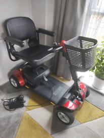 Go Go lite sport mobility scooter