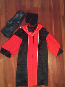 U of T Doctoral Gown
