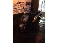 HONDA PS PS125 15K MILEAGE 1 YEAR MOT STERLING