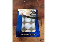 Titleist pack of 12 golf balls NEW