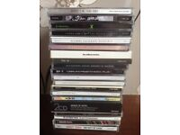 CD Albums selection