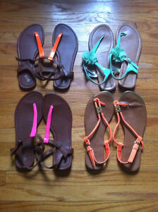 Various foot wear for sale!