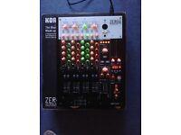 Korg zero 04 mixer