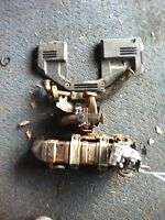 Dodge egr valve and cooler