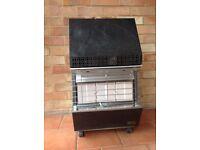 Calor Gas portable heater gas fire cabinet