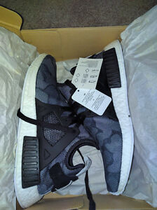 NMD XR1 BLACK DUCK CAMO SIZE 11