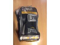 Everlast Pro Bronx Leather Boxing Training Gloves