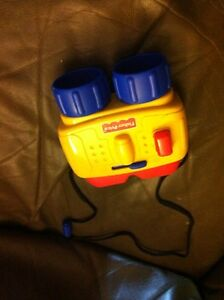 Fisher price binoculars