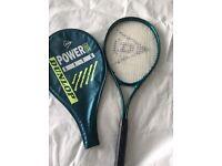 Dunlop power lite tennis racket