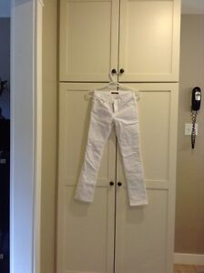 White  jeans (7 for all man kind)
