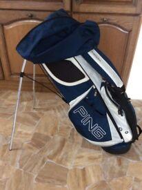 Ping Hoofer C-1 Golf carry bag (CAN DELIVER)