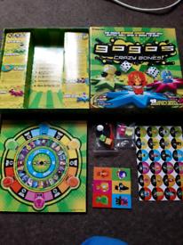 Gogos crazy bones board game