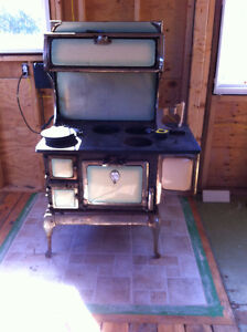 SOLD - Wood cook stove, see other ads for another stove