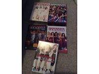 Desperate housewives box sets season 1, 2, 4, 5, 8