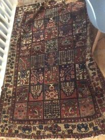 Old turkish rug, good quality