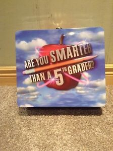 Are You Smarter Than A 5th Grader? board game and DVD game Kitchener / Waterloo Kitchener Area image 2