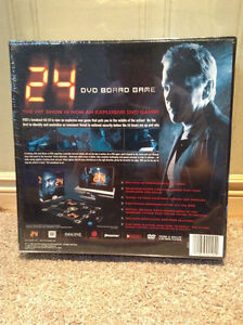 24 DVD board game (from TV) --unopened and in original package Kitchener / Waterloo Kitchener Area image 2