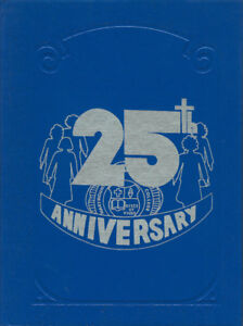 Marymount College 1980-1981, 25th Anniversary Yearbook