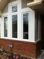 Professional WINDOWS & DOORS installation at affordable prices