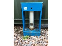 Aladdin paraffin green house heater can post