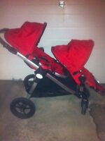 City Select double stroller