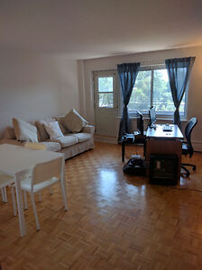 Large renovated 3 ½ apartment in Dorval: 2 months free!