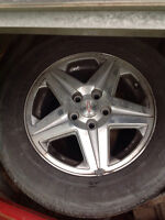 Chevy as rims