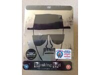 Breaking Bad, Collectors Edition Tin Box, complete series. BRAND NEW-SEALED.