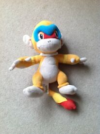 Monferno talking Pokemon toy