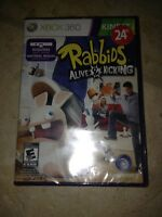 New, sealed Rabbids game for xbox