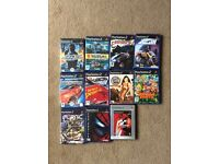 PLAY STATION 2 GAMES BUNDLE