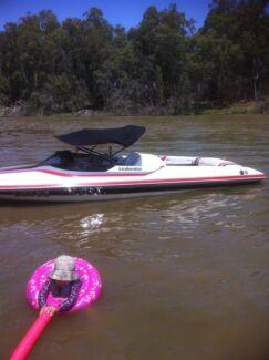Ski boat camero volante/price drop $$ Maldon Mount Alexander Area Preview