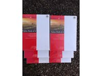 Stretched Canvases for Oils/Acrylics 6 x 4 packs