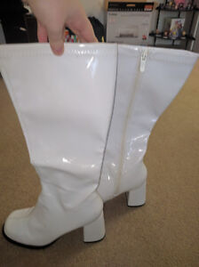 knee high boots - barely used!
