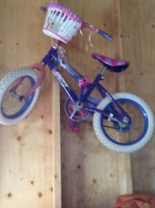 Various Kids cars and bikes