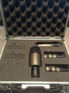 EAD 4 piece drum mic kit