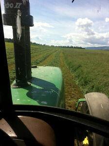 Haylage for sale 1st and 3rd cut