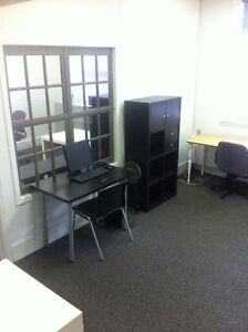 Double office in shared workspace: Stratford's 3rdRail Society Stratford Kitchener Area image 6