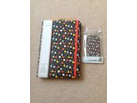 iPad / Samsung Tablet case & iPhone 5/5s cover -Set