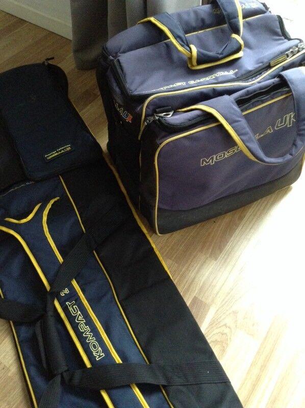 Mossella Kompact luggage