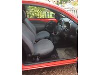 Spare or repair Ford Ka 2003 1.3 petrol