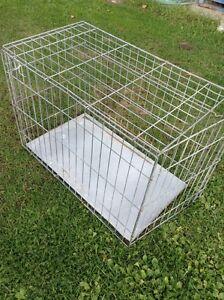 Metal Dog Cage Kawartha Lakes Peterborough Area image 2