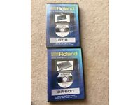Guitar effects pedal DVDs