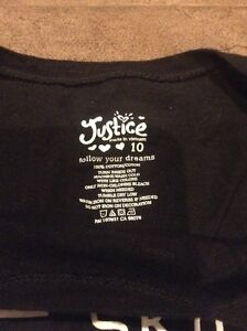 4 Justice (name brand) clothes for $20 Kawartha Lakes Peterborough Area image 9