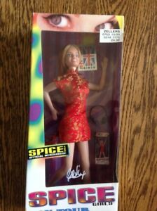 Ginger Spice Girl Doll
