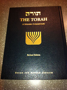New revised reform torah