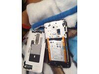 LG G2 phone smartphone