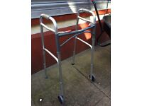 Extra Large walking zimmer type frame