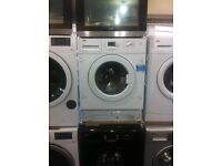 Integrated 8kg A+ 1300rpm *NEW** washing machine warranty included PRP £359.99 WMI81341 BUILT-IN