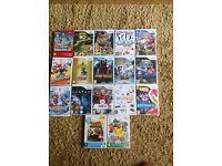 Nintendo Wii games